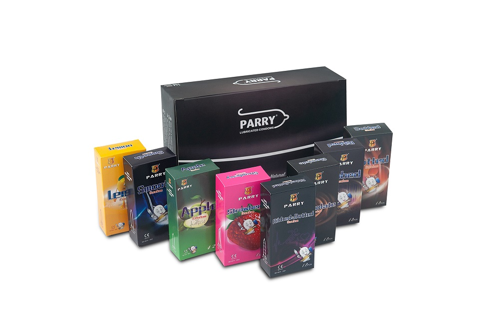 Loose Bulk PARRY condoms 100 PCS